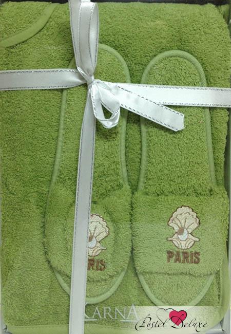 Сауны, бани и оборудование Karna Набор для сауны Paris Цвет: Зеленый