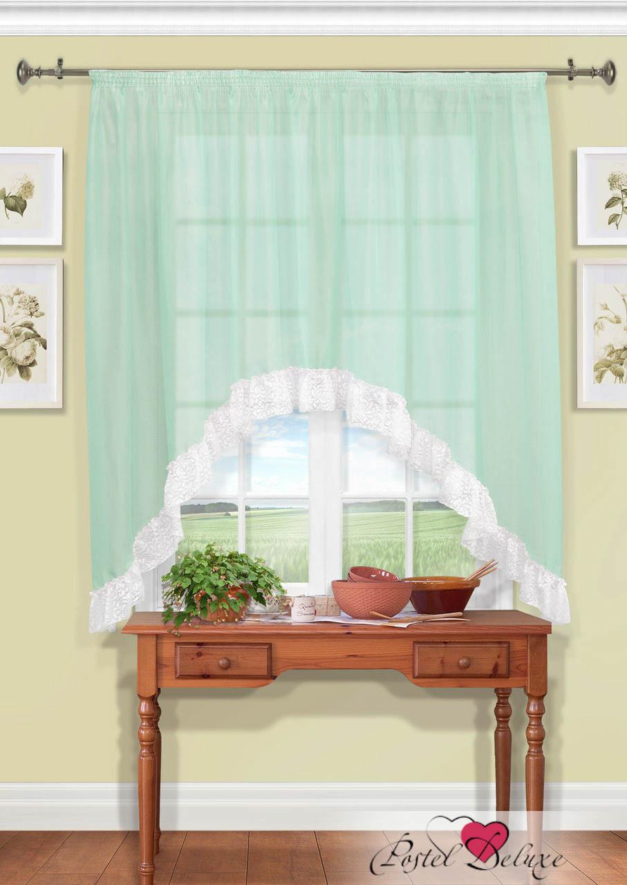 Kauffort Классические шторы Cameya Цвет: Зеленый
