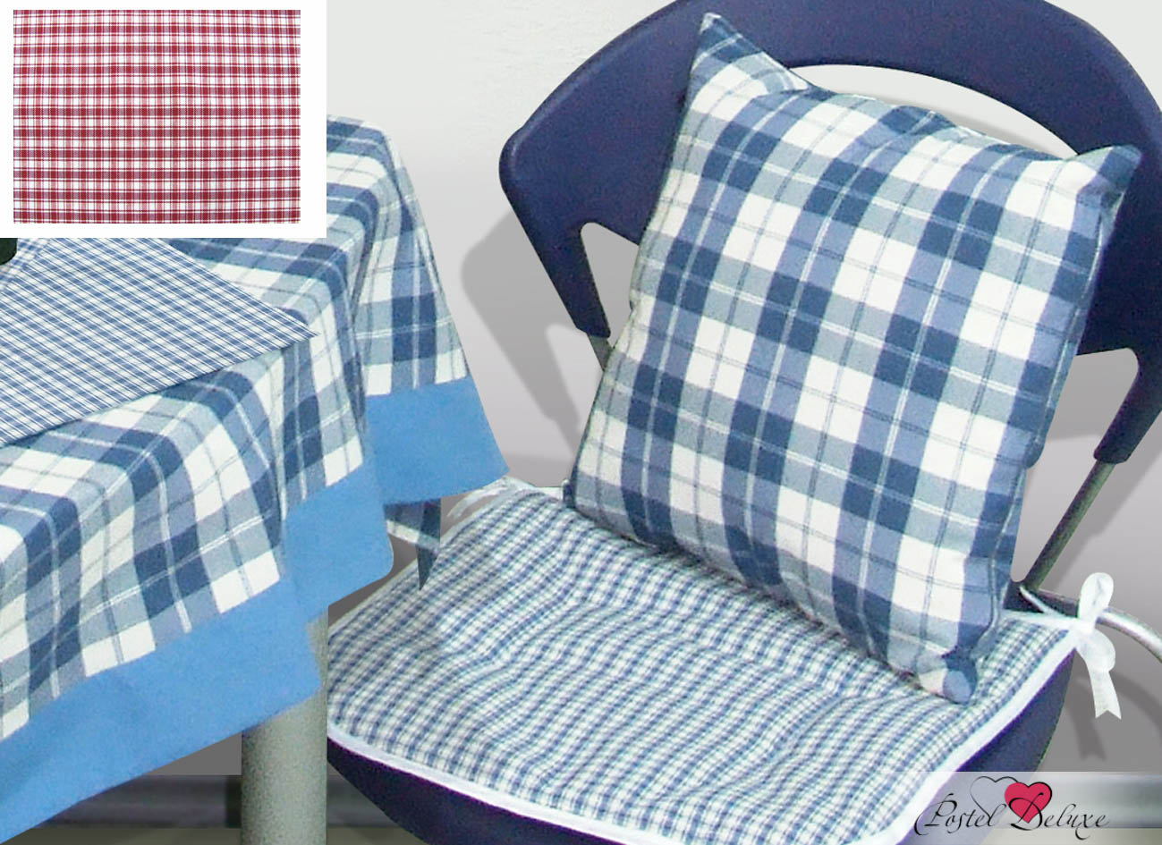 Подушки на стул Kauffort Подушка на стул Cottage (39х40 (1 шт)) сумка cottage food 1 499