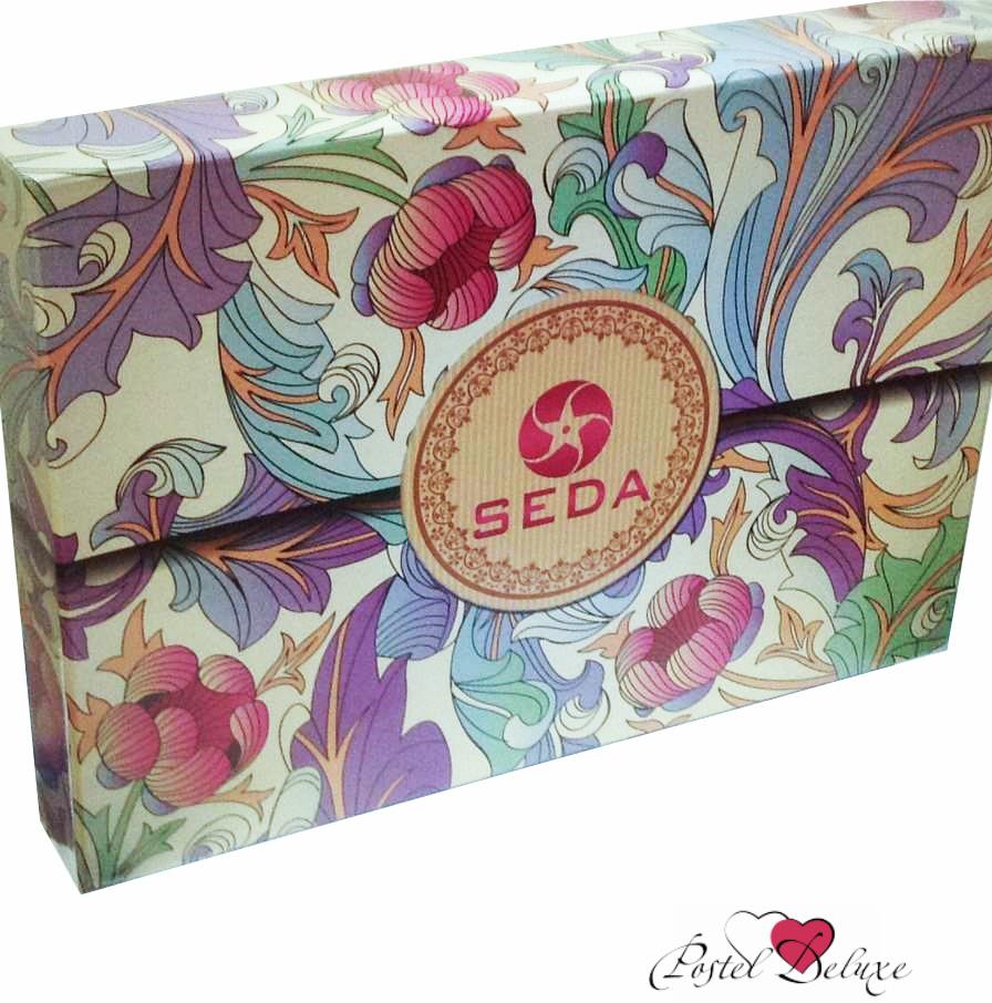 где купить  Постельное белье SEDA Постельное белье Lotte  (2 сп. евро)  по лучшей цене