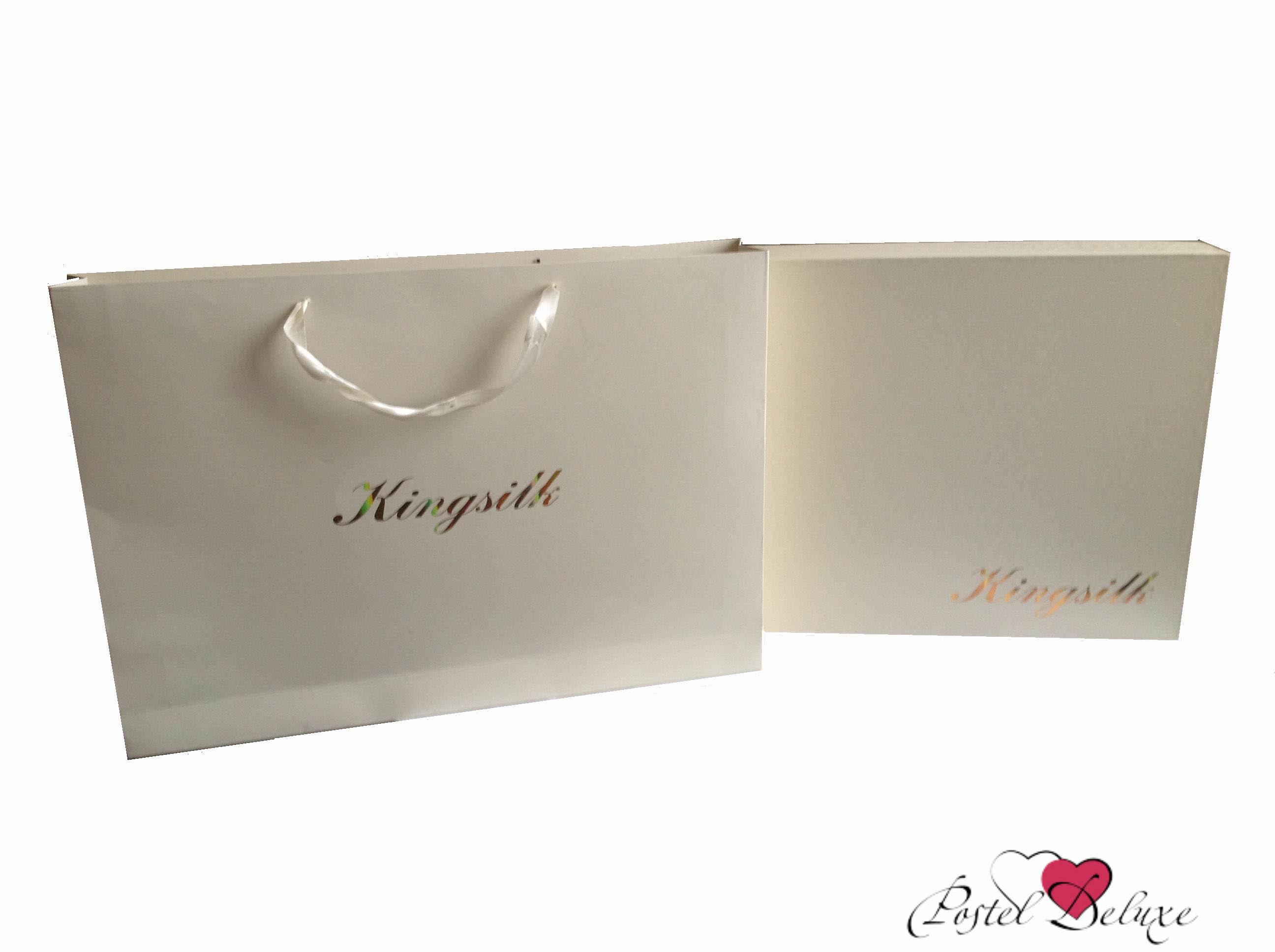 где купить  Постельное белье KingSilk Постельное белье April  (2 сп. евро)  по лучшей цене