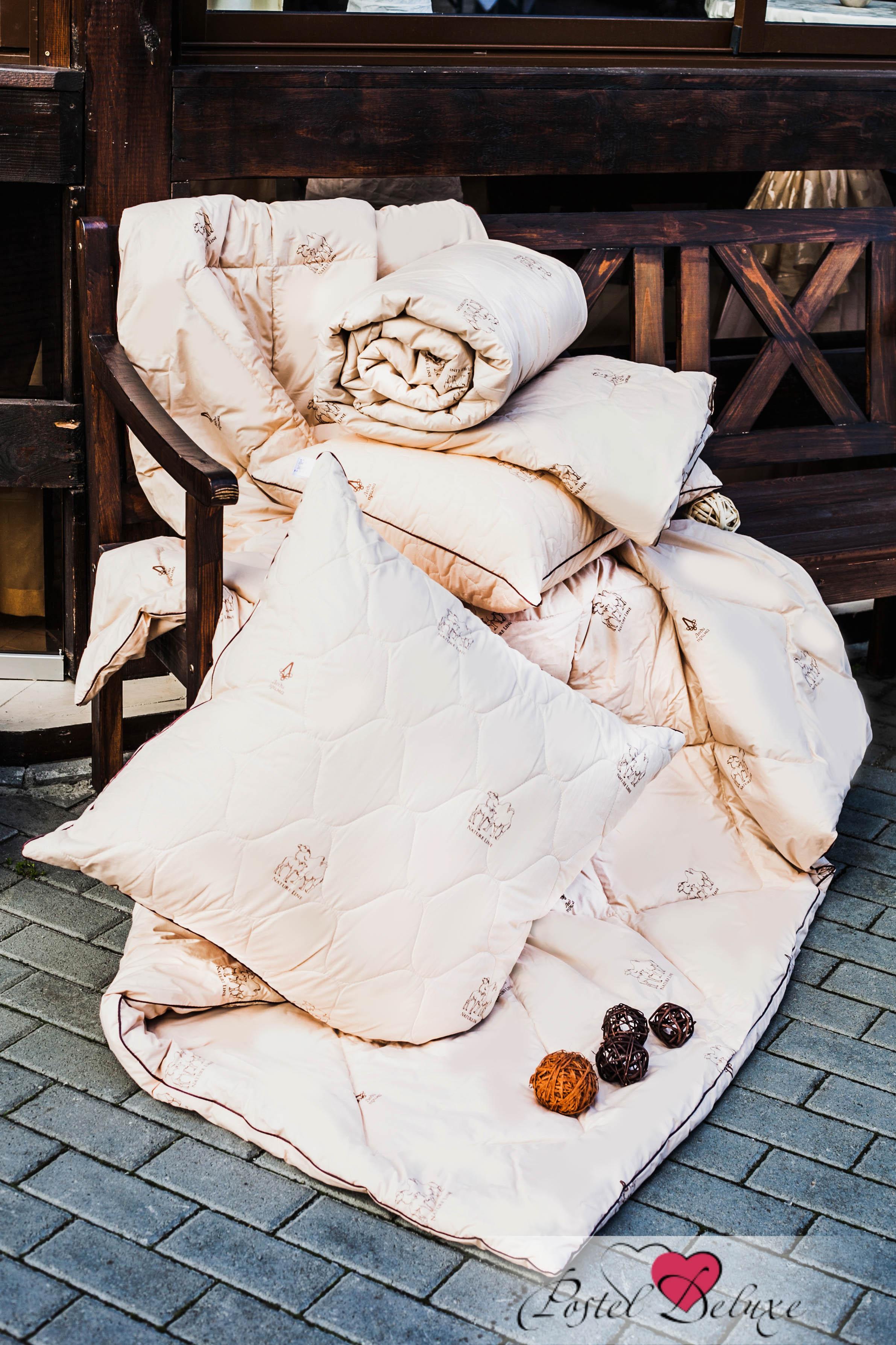 Подушка La PrimaПодушки<br>Подушка мягкая для тех, кто спит на животе<br>Размер (см): 50х70 (1 шт) (Прямоугольная)<br><br>Наполнитель чехла: Верблюжья шерсть<br>Состав наполнителя чехла: Верблюжья шерсть<br><br>Наполнитель ядра: Силиконизированное волокно (Лебяжий пух)<br>Состав наполнителя ядра: 100% Искусственный лебяжий пух<br><br>Материал чехла: Хлопковый тик<br>Состав материала чехла: 100% хлопок<br><br>Отделка: Стежка, Кант<br>Застежка: Нет<br><br>Производитель: La Prima<br>Cтрана производства: Россия<br>Тип Упаковки: Чемодан ПВХ<br>Вес: 1100<br><br>Тип: подушка обычная<br>Размерность комплекта: None<br>Материал: Хлопковый тик<br>Размер наволочки: None<br>Подарочная упаковка: None<br>Для детей: нет<br>Ткань: Хлопковый тик<br>Цвет: Бежевый