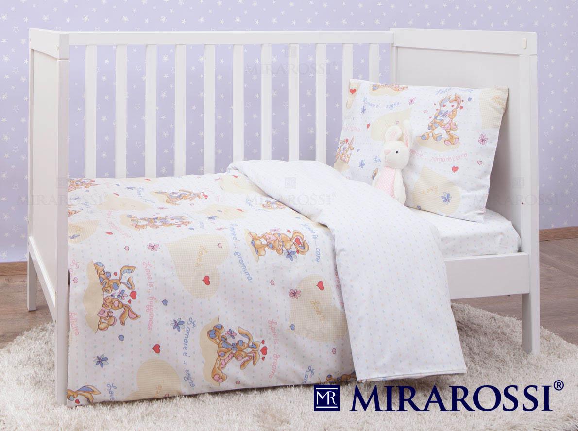 Детское Постельное белье MIRAROSSI