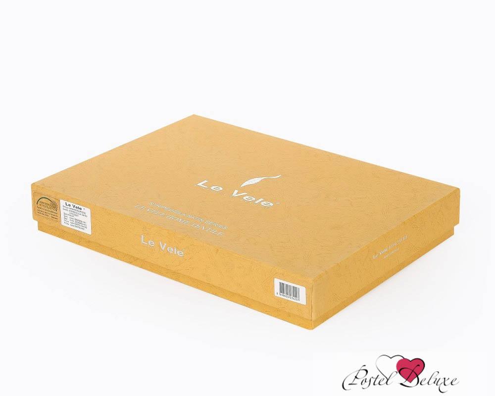 Постельное белье Le Vele Постельное белье Vereno Цвет: Золотистый (2 сп. евро) le vele постельное белье киев
