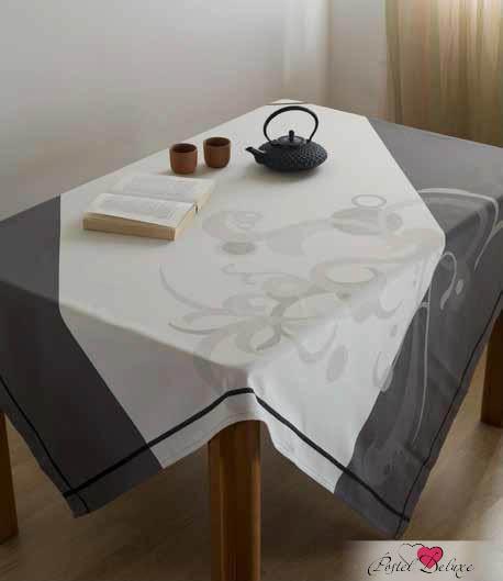 Скатерти и салфетки Lencera Скатерть Arco Цвет: Серый (160х210 см)