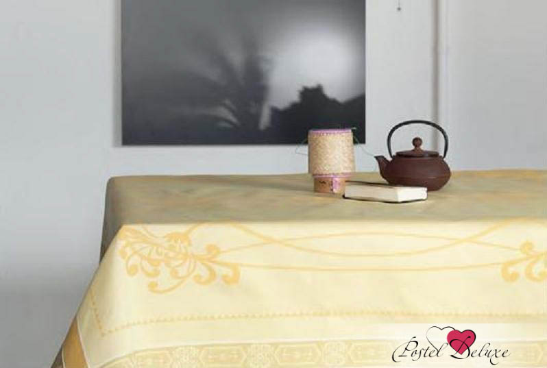 Скатерти и салфетки Lencera Скатерть Empire Цвет: Охра (160х160 см)