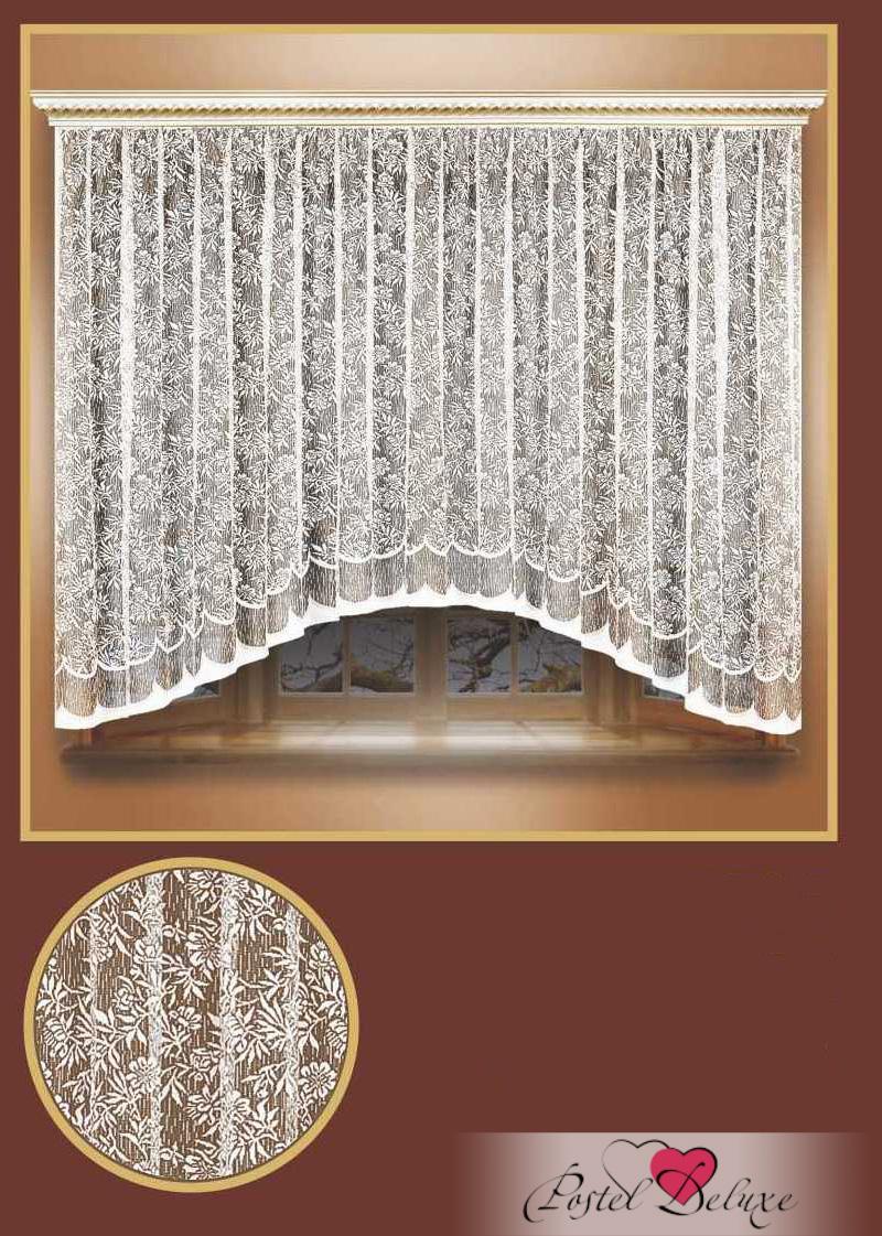 Шторы Лента Лента Классические шторы Jaqueline Цвет: Белый lta152901