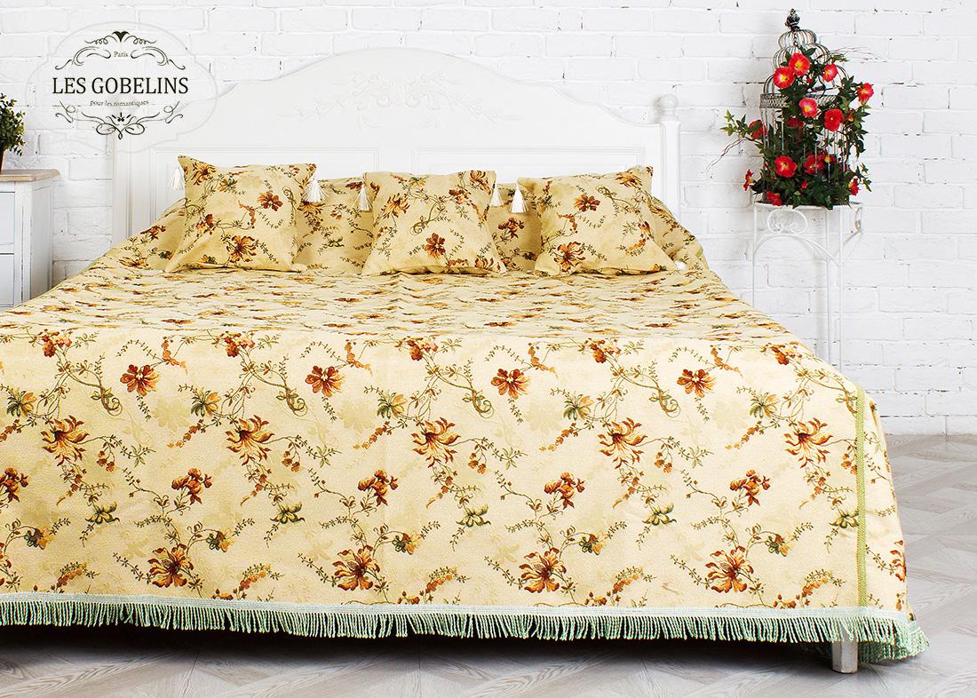 где купить  Покрывало Les Gobelins Покрывало на кровать Cartomancienne (220х220 см)  по лучшей цене