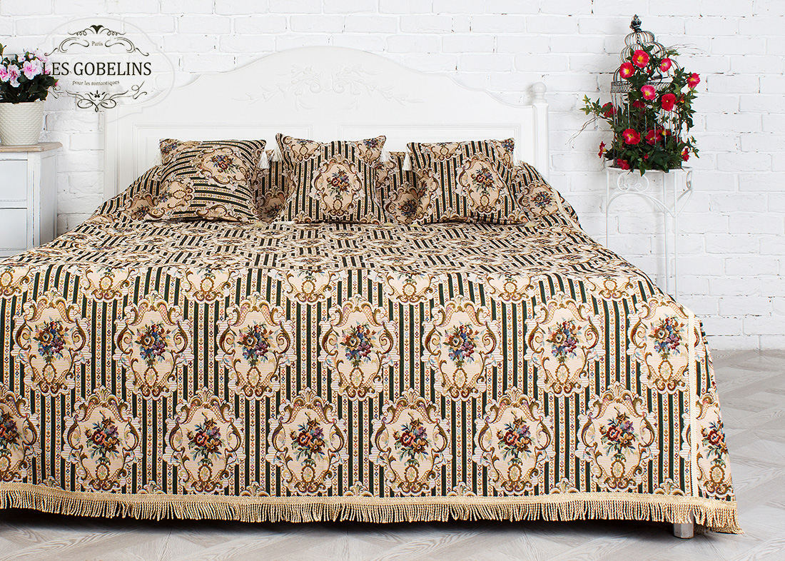 Покрывало Les Gobelins Покрывало на кровать 12 Chaises (140х220 см)