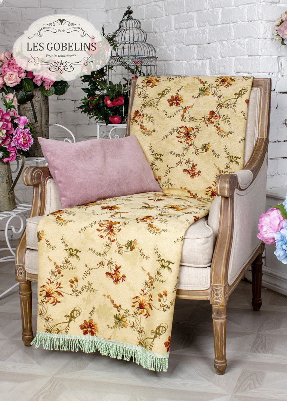 Покрывало Les Gobelins Накидка на кресло Cartomancienne (80х200 см)