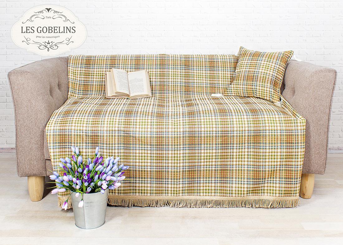 Покрывало Les Gobelins Накидка на диван Cellule vindzonskaya (160х160 см)
