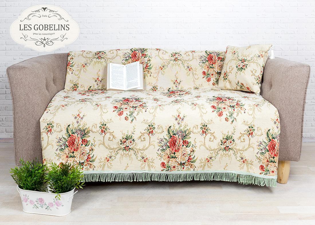 где купить  Покрывало Les Gobelins Накидка на диван Loire (140х200 см)  по лучшей цене
