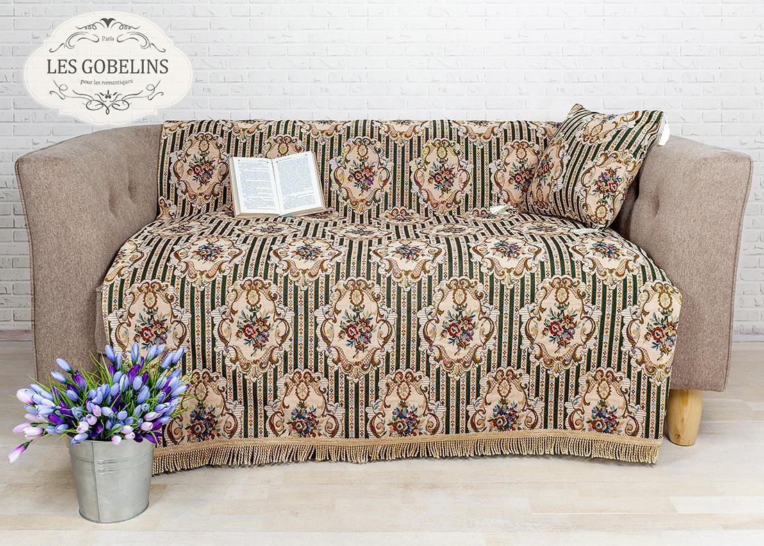 где купить  Покрывало Les Gobelins Накидка на диван 12 Chaises (130х220 см)  по лучшей цене