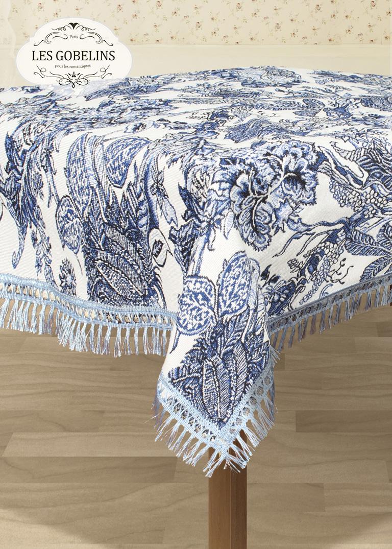все цены на  Скатерти и салфетки Les Gobelins Скатерть Grandes fleurs (140х230 см)  в интернете