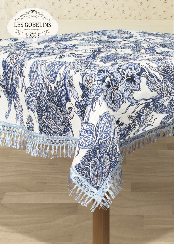 все цены на  Скатерти и салфетки Les Gobelins Скатерть Grandes fleurs (130х260 см)  в интернете