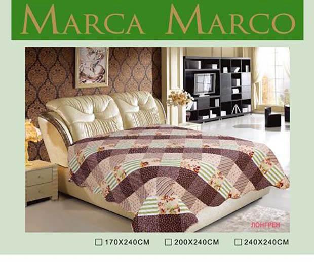 где купить  Покрывало MАRCA MARCO Покрывало Лонгрен (240х240 см)  по лучшей цене