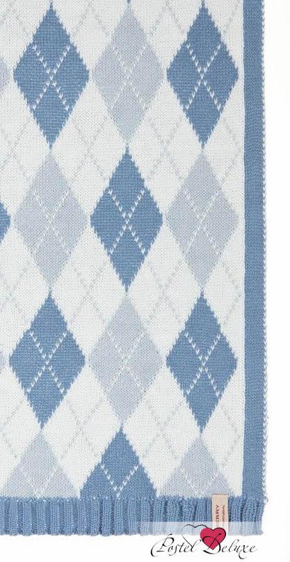 Плед Luxberry Плед Imperio 252 Цвет: Синий-Белый-Серый (150х200 см) плед luxberry lux 42 150х200 см