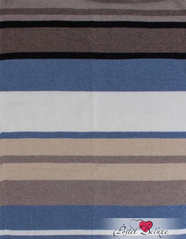 Плед Luxberry Плед Imperio 82 Цвет: Бежевый-Синий (150х200 см) плед luxberry lux 42 150х200 см