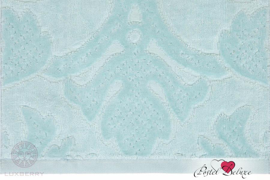 Полотенца Luxberry Полотенце Барокко Цвет: Лазурный (100х150 см)