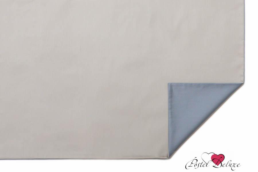 где купить  Наволочки Luxberry Наволочка Duetto 2 Цвет: Серый-Синий Стальной (70х70)  по лучшей цене