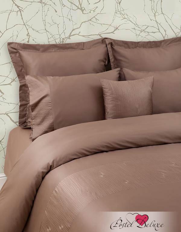 Luxberry КПБ Wood Цвет: Ореховый (1,5 спал.)