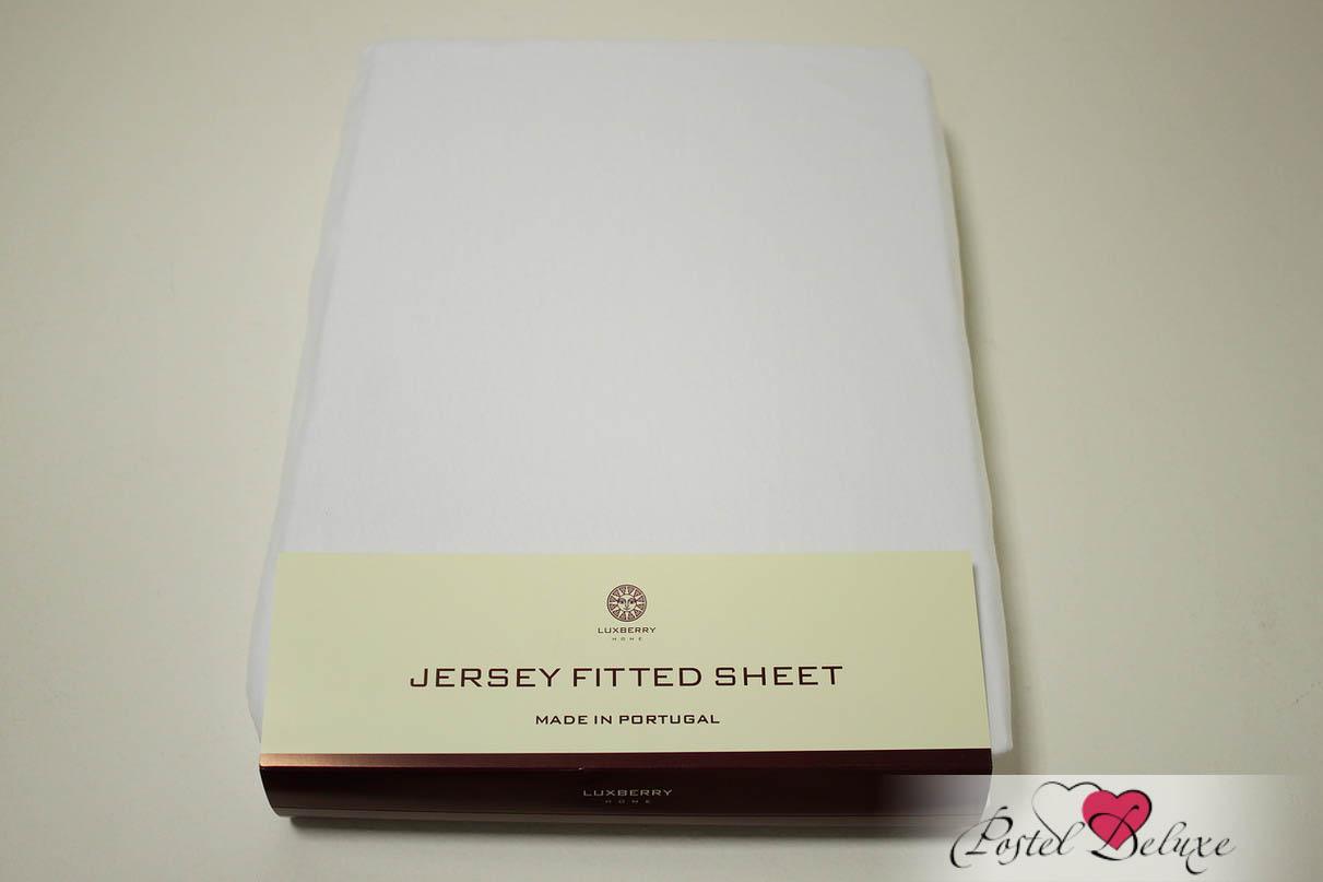 где купить Простыни Luxberry Простыня на резинке Mordred Цвет: Белый (160х200) по лучшей цене