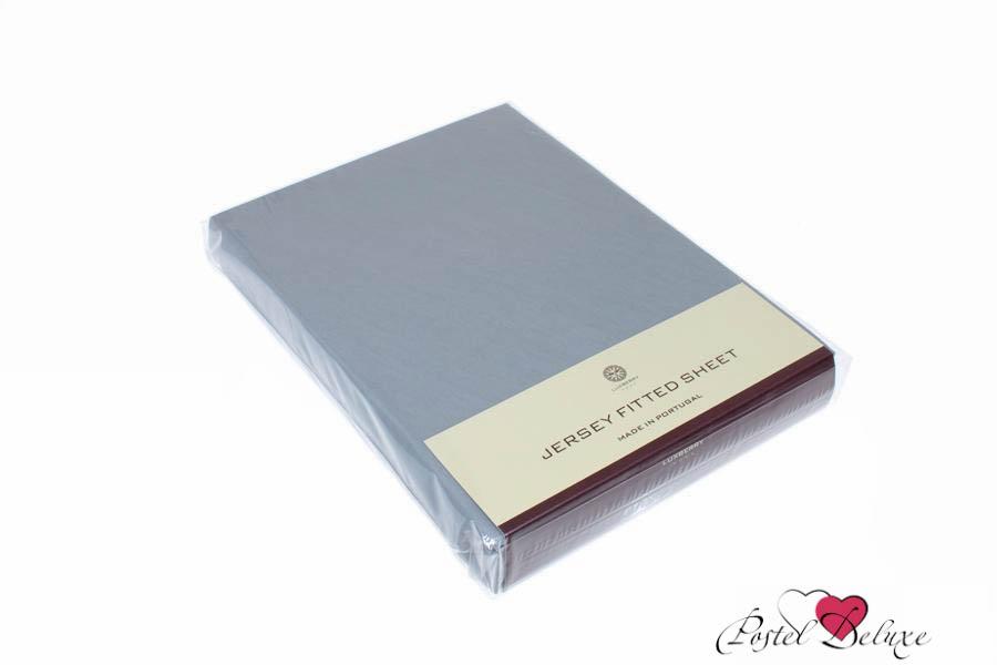 Простыни на резинке LuxberryПростыни на резинке<br>Производитель: Luxberry<br>Страна производства: Португалия<br>Материал: Джерси<br>Декоративный материал: Отсутствует<br>Состав: 100% Хлопок<br>Размер простыни: 200х220 см<br>Высота: 30 см<br>Упаковка: Полиэтиленовый пакет<br><br>Тип: простыня<br>Размерность комплекта: None<br>Материал: Джерси<br>Размер наволочки: None<br>Подарочная упаковка: None<br>Для детей: нет<br>Ткань: Джерси<br>Цвет: Серый
