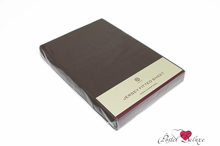 где купить Простыни Luxberry Простыня на резинке Mordred Цвет: Шоколадный (180х200) по лучшей цене
