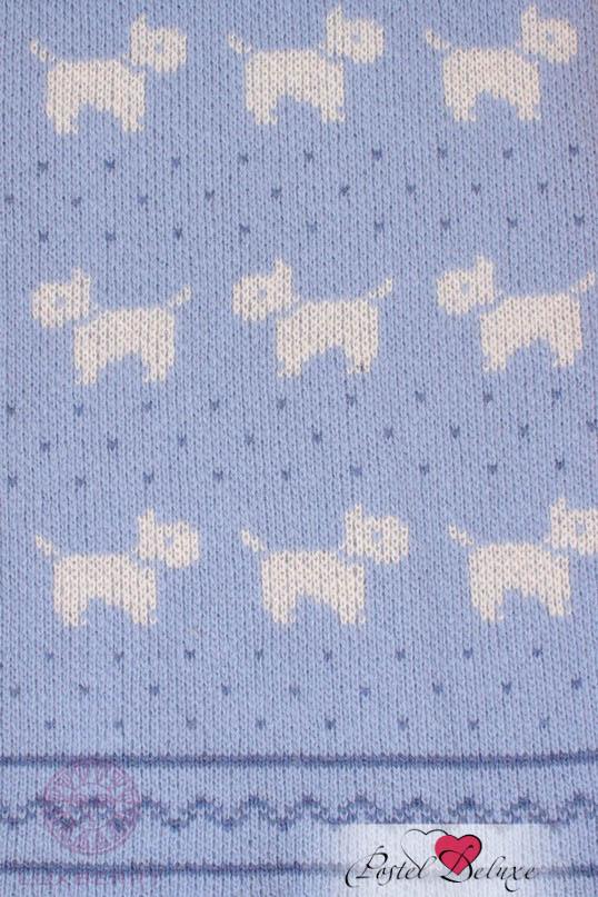 Детские покрывала, подушки, одеяла Luxberry Детский плед Imperio 229 Цвет: Голубой (100х150 см) luxberry luxberry детский плед vanessa цвет розовый 100х150 см