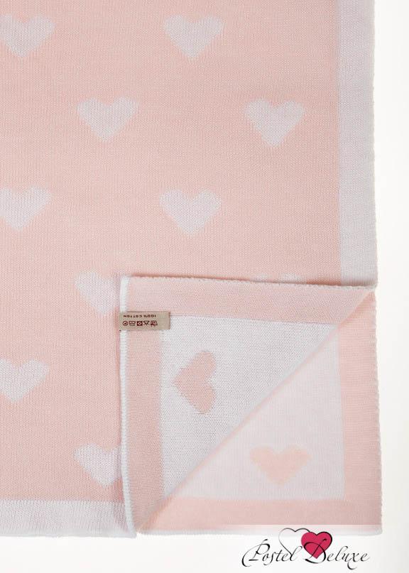 Детские покрывала, подушки, одеяла Luxberry Детский плед Imperio 243 Цвет: Розовый-Белый (100х150 см) luxberry luxberry детский плед vanessa цвет розовый 100х150 см