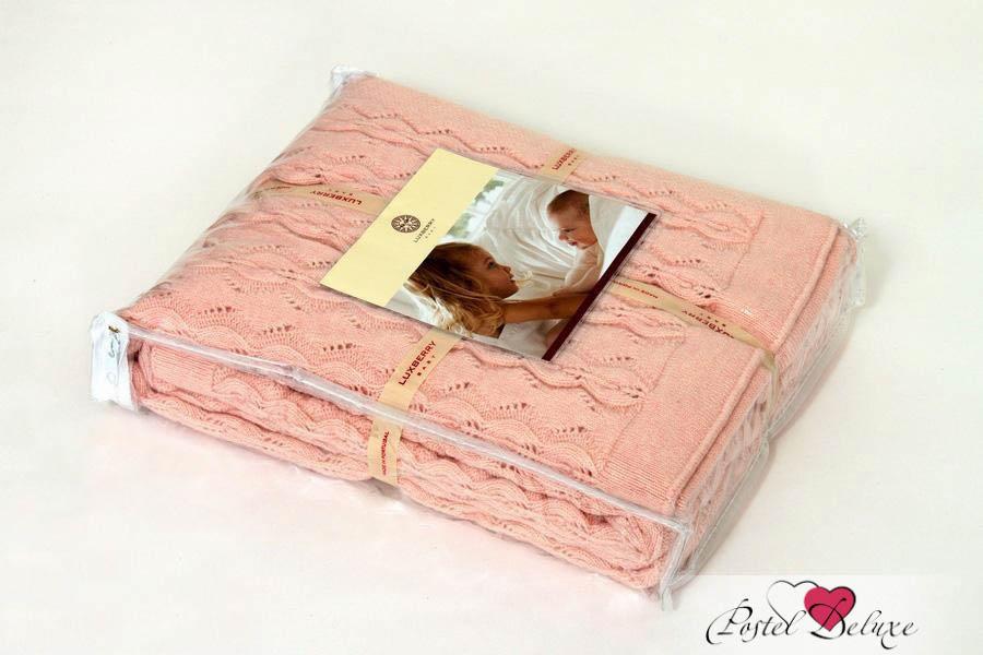 Детские покрывала, подушки, одеяла Luxberry Детский плед Imperio 77 Цвет: Розовый (100х150 см) luxberry luxberry детский плед vanessa цвет розовый 100х150 см