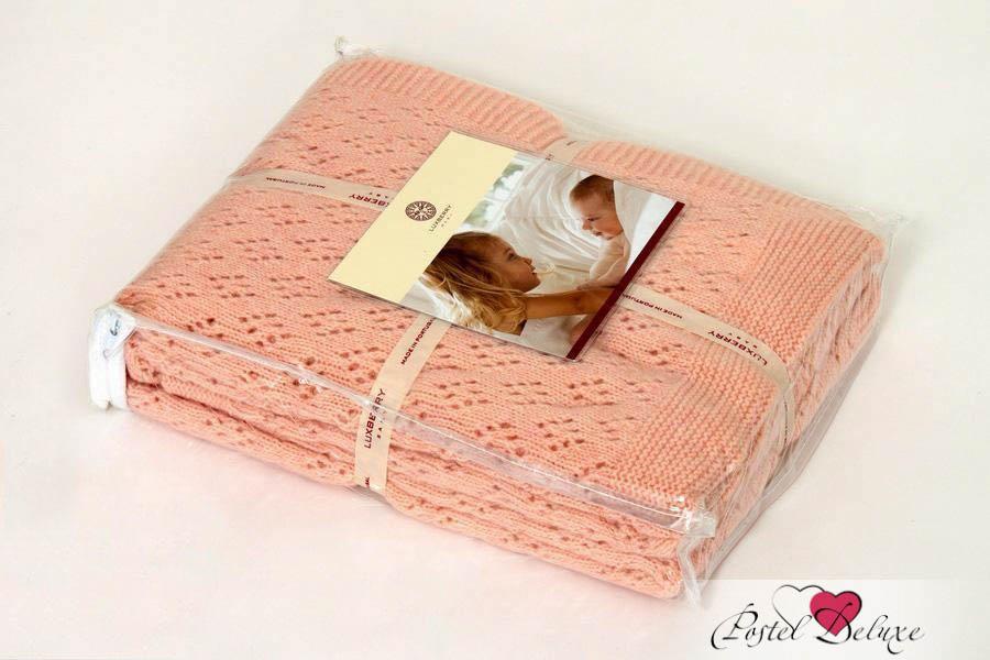 Детские покрывала, подушки, одеяла Luxberry Детский плед Imperio 81 Цвет: Розовый (100х150 см) luxberry luxberry детский плед vanessa цвет розовый 100х150 см