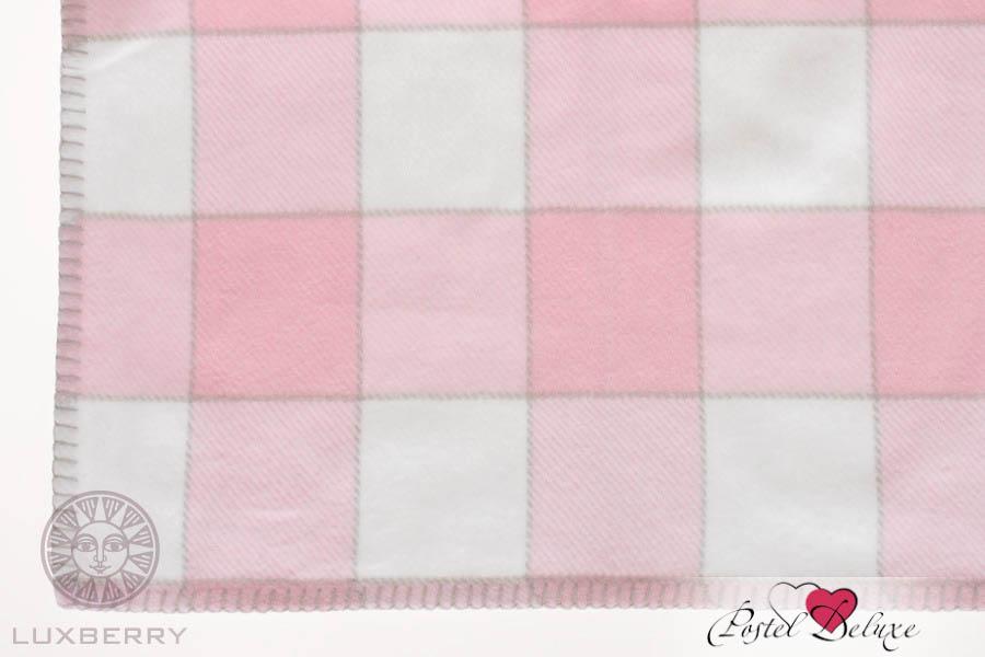 Детские покрывала, подушки, одеяла Luxberry Детский плед Vanessa Цвет: Розовый (100х150 см) luxberry luxberry детский плед vanessa цвет розовый 100х150 см
