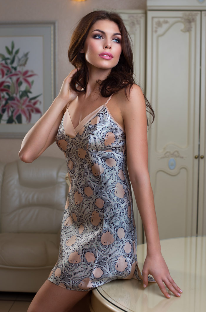 Ночные сорочки Mia-Mia Ночная сорочка Diora (L)