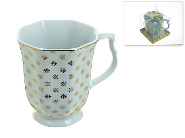 {} Best Home Porcelain Кружка Золотой Каприз (350 мл) кружка amber porcelain 220 мл 214176