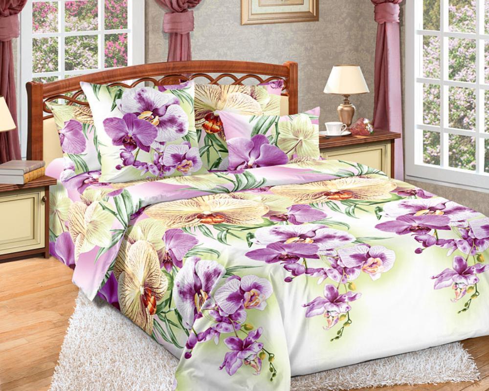Постельное белье ТК Хлопковый Рай Постельное белье Мальдивы (2 спал.)