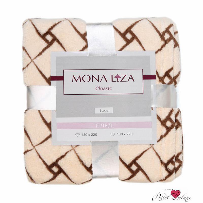 Пледы и покрывала Mona Liza