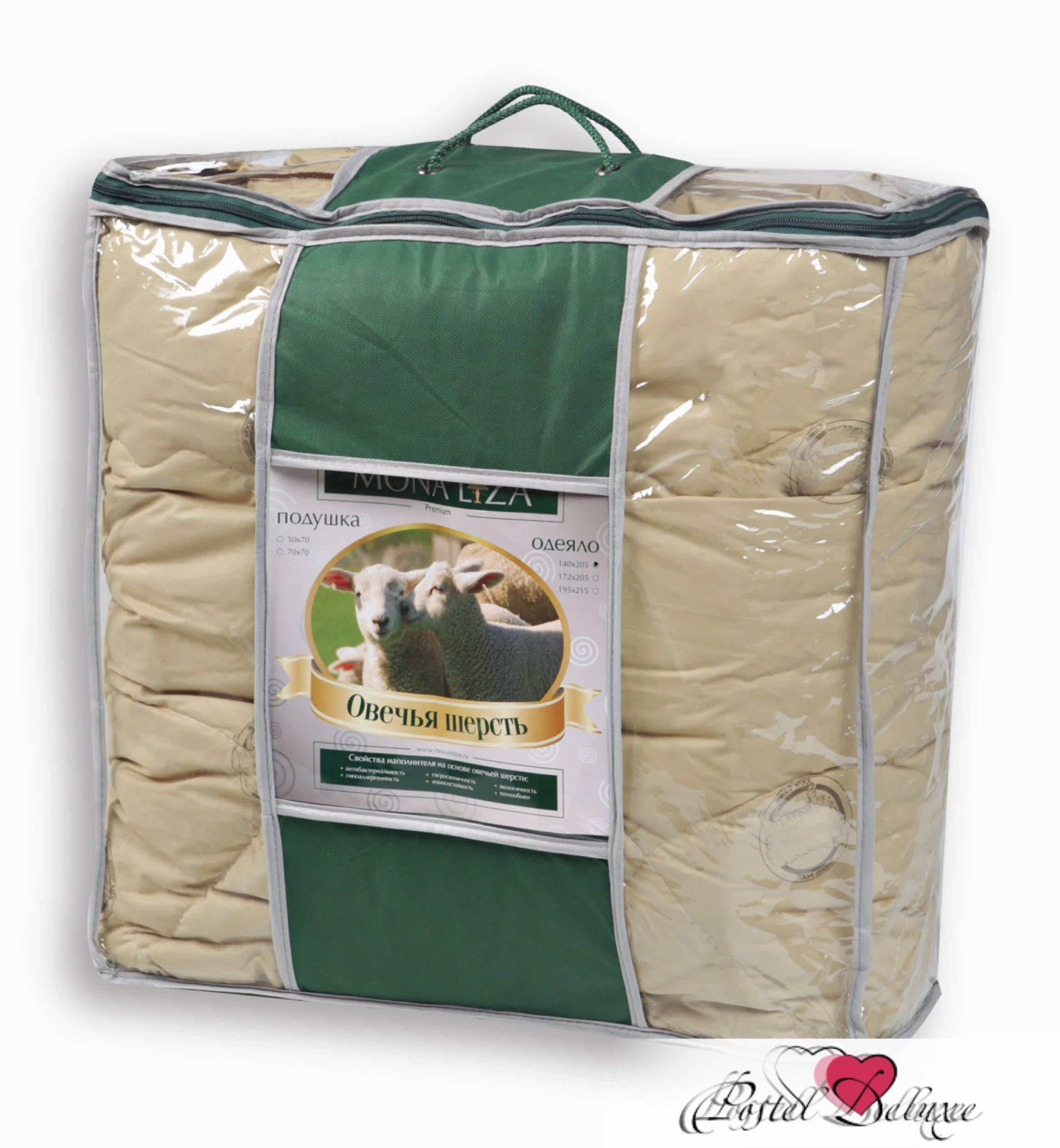 где купить  Одеяла Mona Liza Одеяло Овечья шерсть (195х215 см)  по лучшей цене