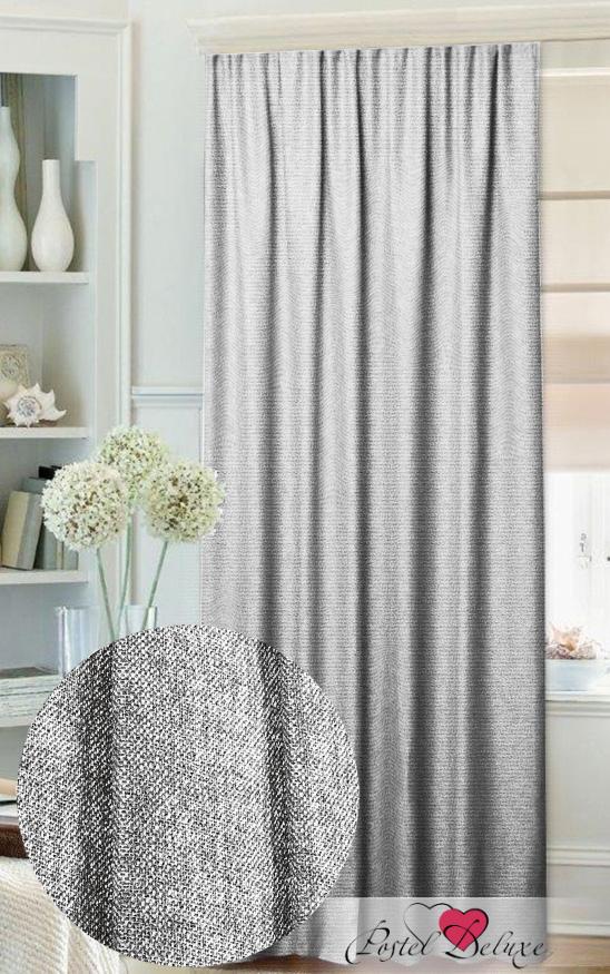 Шторы Mona Liza Классические шторы Имитация Льна Цвет: Светло-Серый mona liza mona liza классические шторы stacy цвет серый