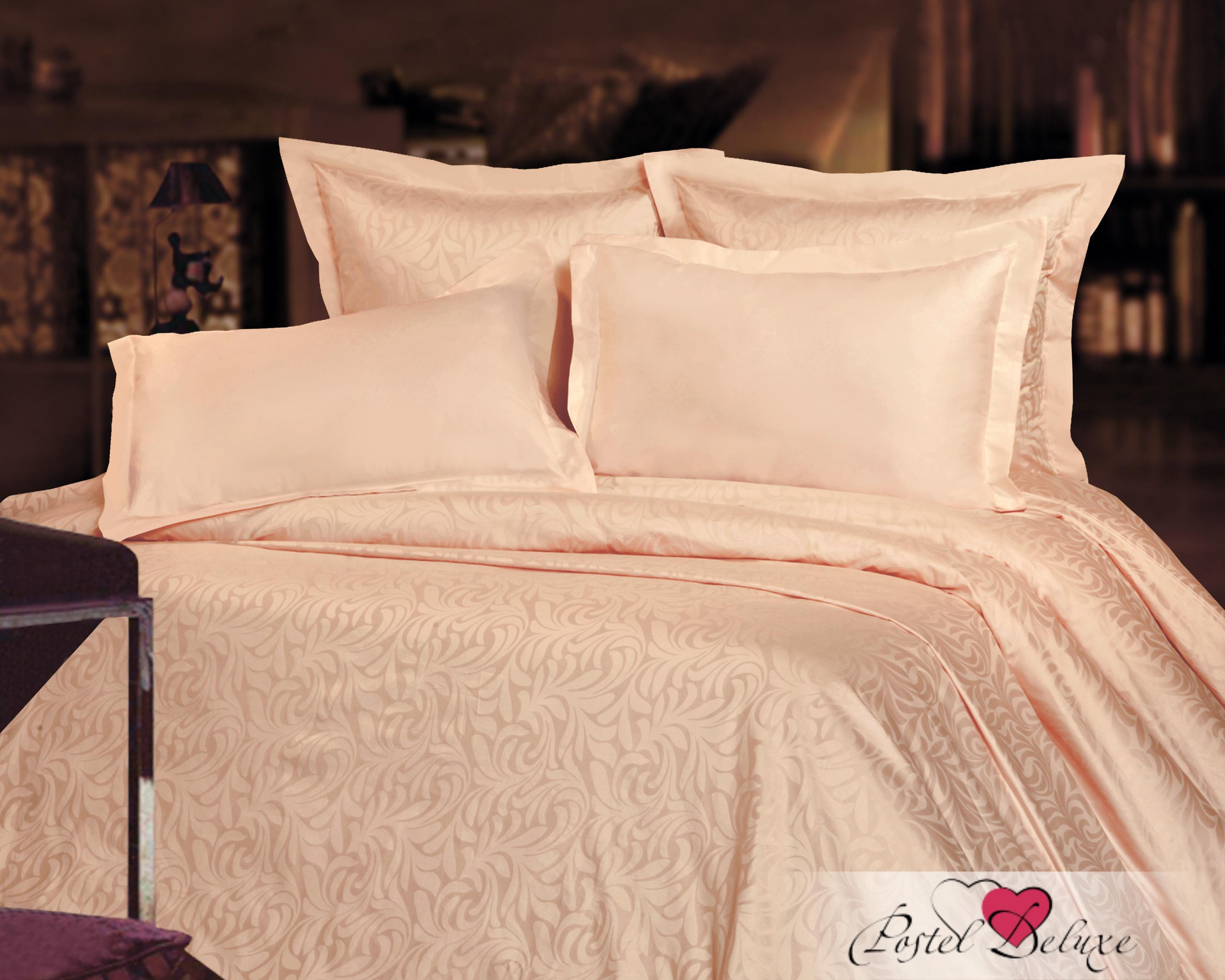 где купить Постельное белье Mona Liza Постельное белье Волна Цвет: Кремовый (1,5 спал.) по лучшей цене