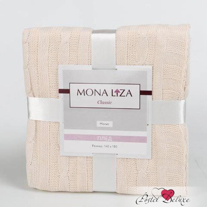 Плед Mona LizaПледы<br>Производитель: Mona Liza<br>Страна производства: Россия<br>Материал: вязаный (100% акрил).<br>Размер: 140х180 см<br>Упаковка: Пакет ПВХ.<br><br>Тип: плед<br>Размерность комплекта: 1.5-спальное<br>Материал: Вязаный акрил<br>Размер наволочки: None<br>Подарочная упаковка: None<br>Для детей: нет<br>Ткань: Вязаный акрил<br>Цвет: Бежевый