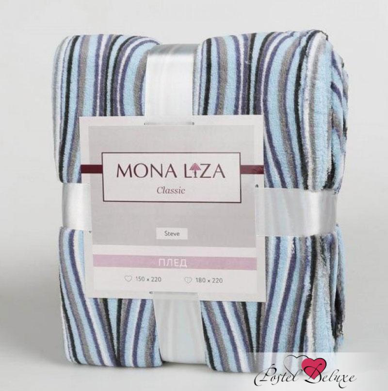 Плед Mona LizaПледы<br>Производитель: Mona Liza<br>Страна производства: Россия<br>Материал: Wellsoft (100% Полиэстер)<br>Размер: 150х220 см<br>Упаковка: Пакет ПВХ.<br><br>Тип: плед<br>Размерность комплекта: 1.5-спальное<br>Материал: Полиэстер<br>Размер наволочки: None<br>Подарочная упаковка: None<br>Для детей: нет<br>Ткань: Полиэстер<br>Цвет: Голубой