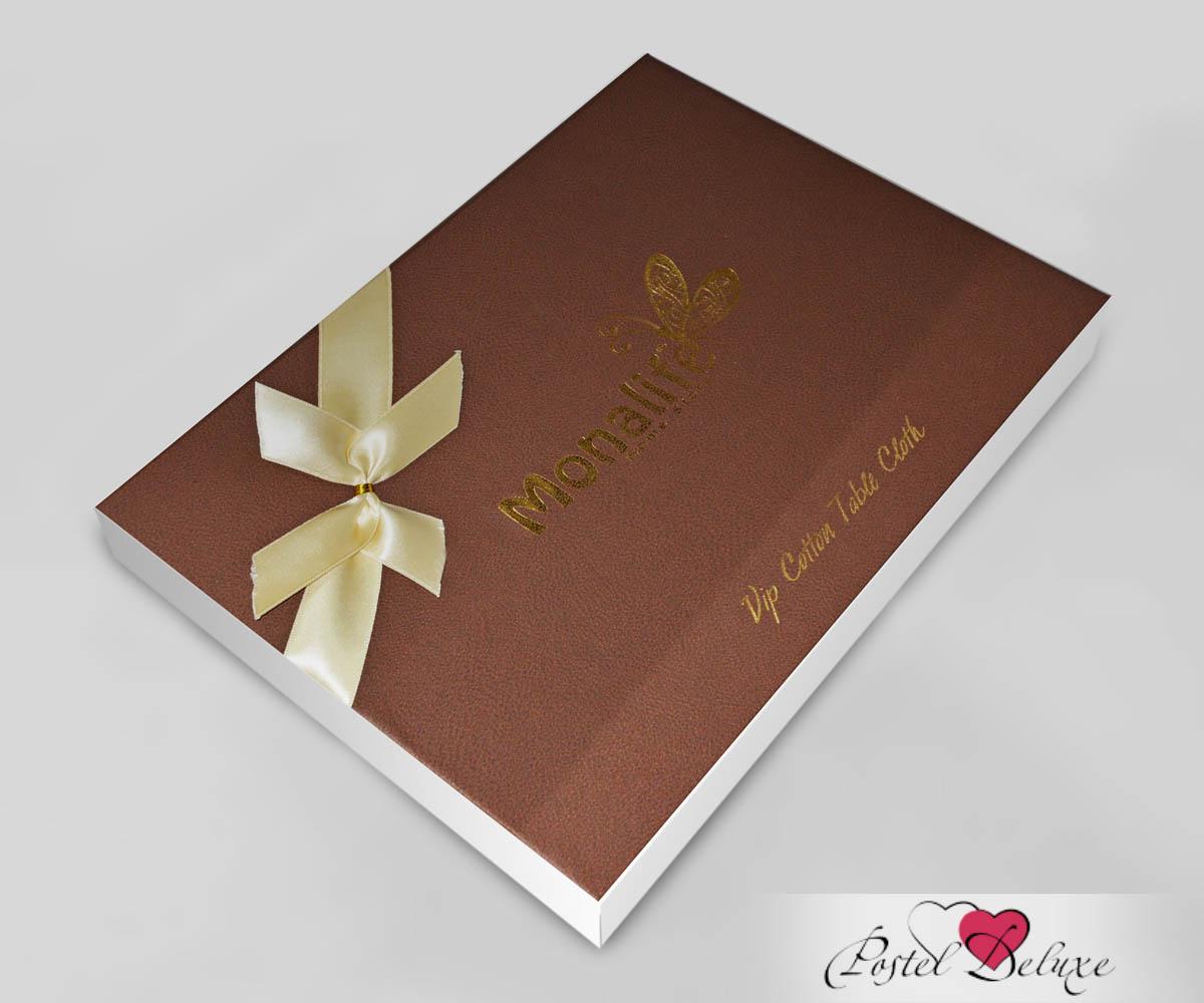 Скатерти и салфетки Monalit Скатерть Regina Цвет: Пудра (160х300 см)