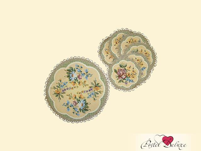 Скатерти и салфетки Мток Салфетки Цветочное кружево (Набор)