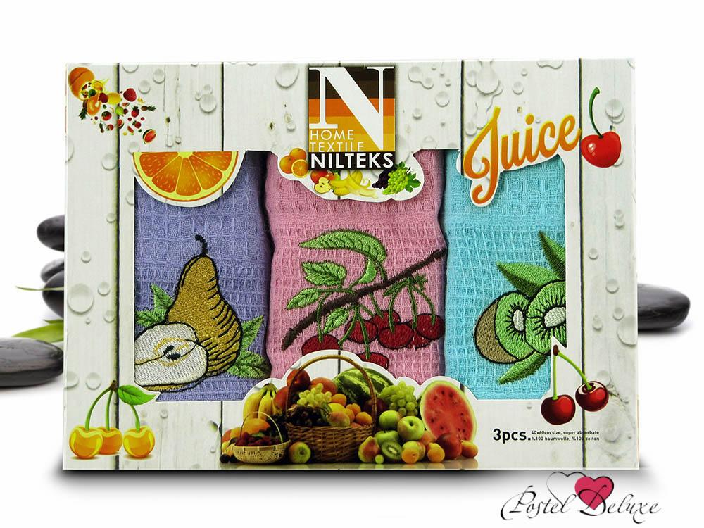 Кухонный набор NilteksКухонные наборы<br>Производитель: Nilteks<br>Страна производства: Турция<br>Материал: Вафля (100% Хлопок)<br>Размер: 40х60 см (3 шт)<br><br>Тип: кухонный набор<br>Размерность комплекта: None<br>Материал: Вафля<br>Размер наволочки: None<br>Подарочная упаковка: None<br>Для детей: нет<br>Ткань: Вафля<br>Цвет: None
