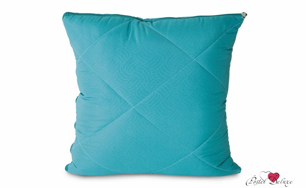 OL-Tex OL-Tex Плед-подушка Ol-tex Цвет однотонный: Морская волна (135х200 см) ol tex ol tex плед   подушка   палантин