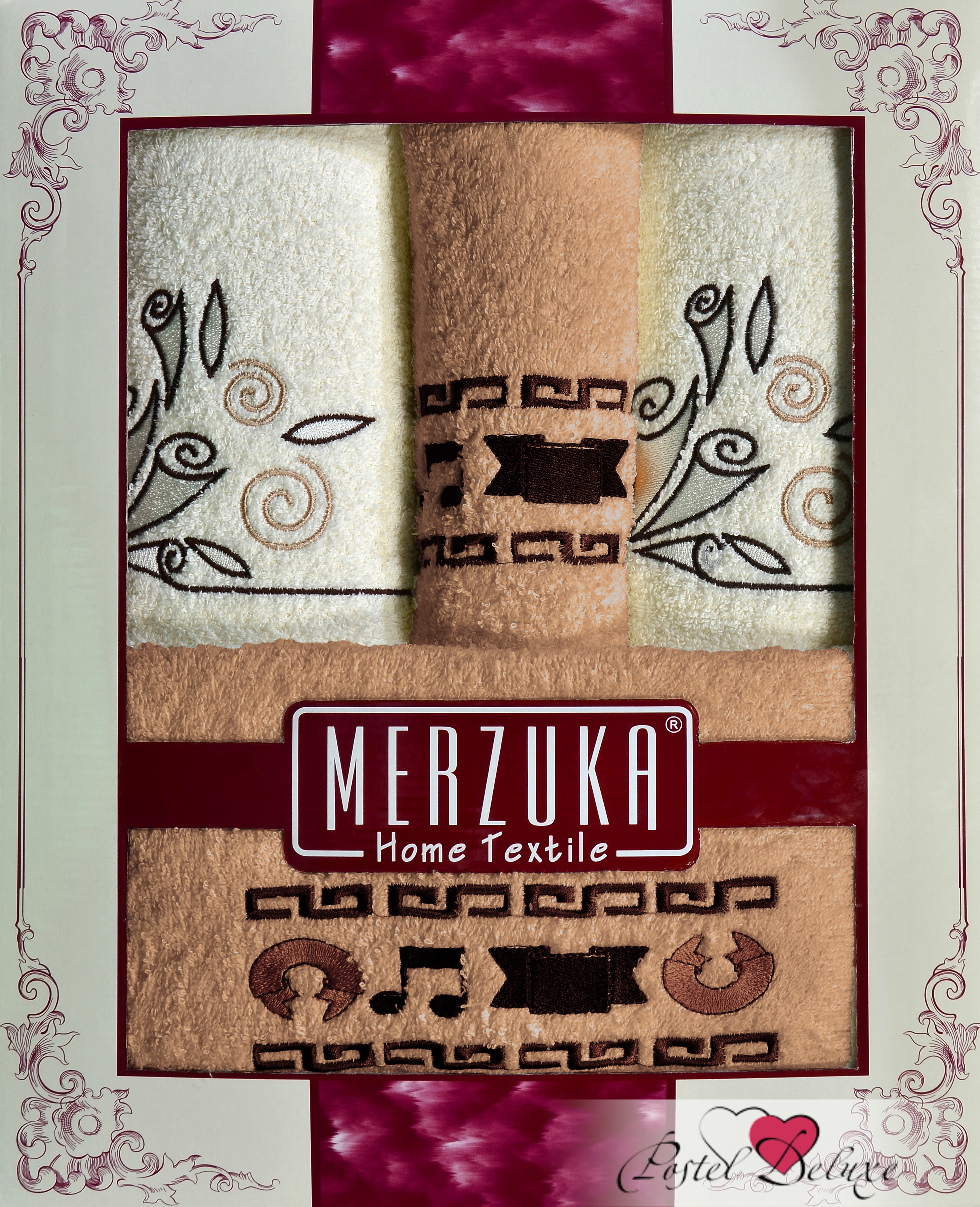 Полотенце Oran Merzuka от Postel Deluxe
