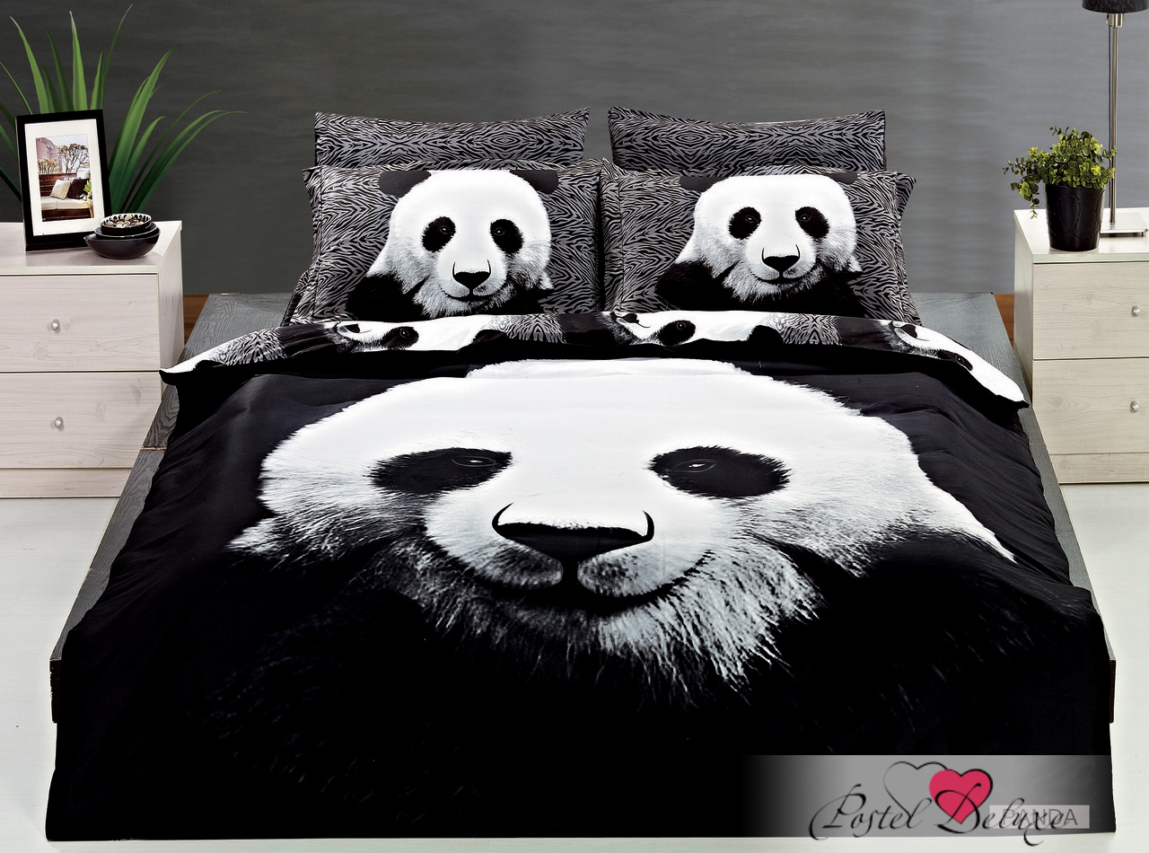 Arya Arya КПБ Panda (семейное)