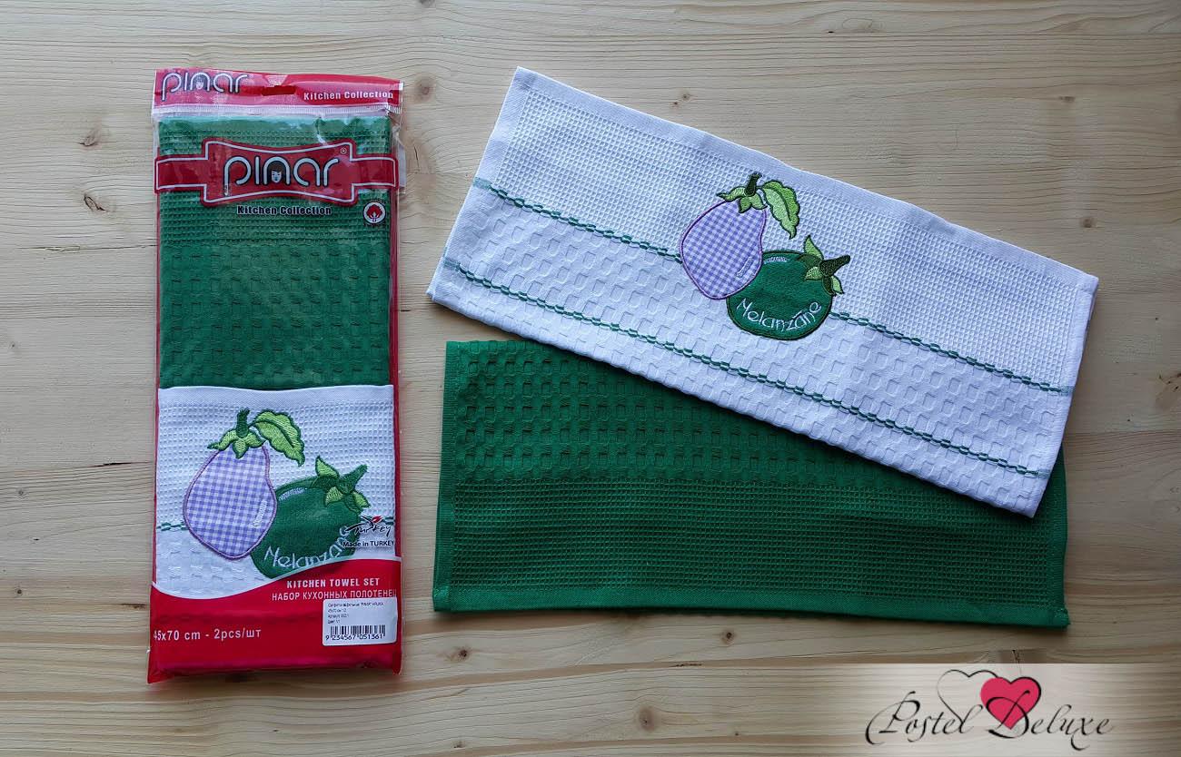 {} Pinar Кухонное полотенце Alpika Цвет: V1 (45х70 см - 2 шт)