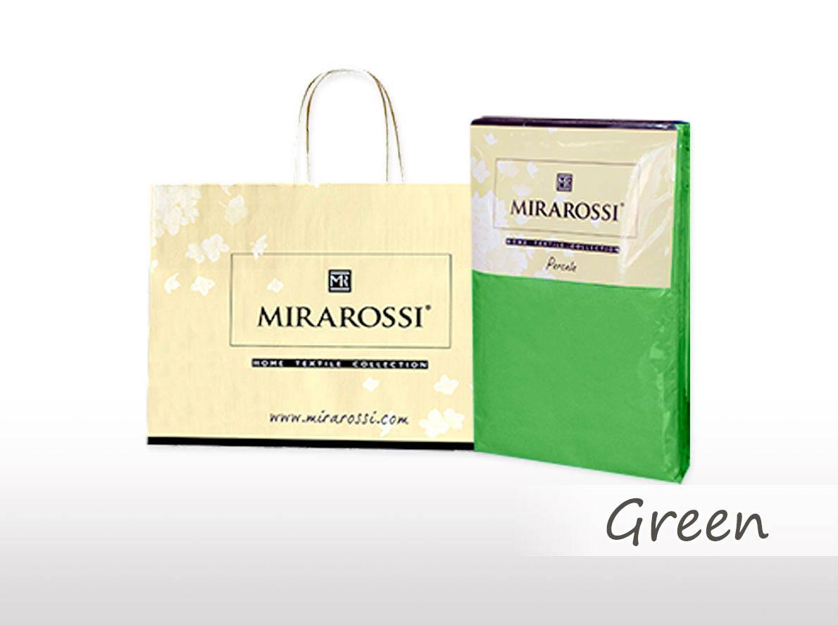 Простыни MIRAROSSI Простыня на резинке Nilo Цвет: Зеленый (166х208) salsa кардиган nilo